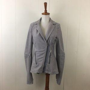 Lululemon Ride On Zip Up Blazer Jacket